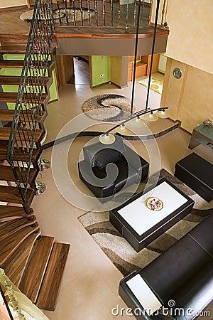Free Modern Interior Royalty Free Stock Photos - 3999878