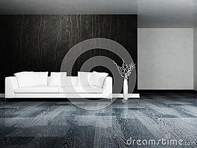 Woonkamer Behang Modern : Behangpapier in een modern interieur ideeën en voorbeelden