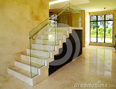 Modern interior design - Staircase