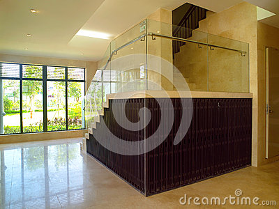 Modern interior design - Staircase