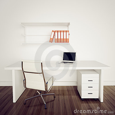 Free Modern Interior Office Stock Images - 18182384