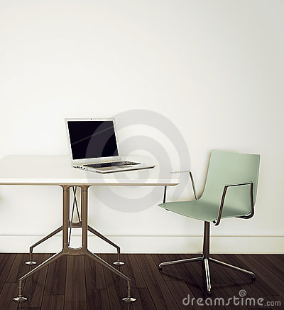 Free Modern Interior Office Stock Photo - 18561560
