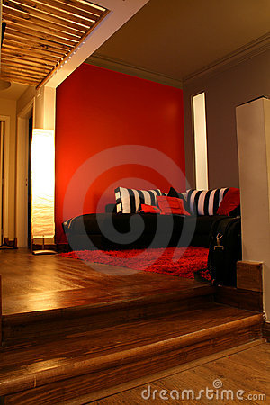 Free Modern Interiors(Living Rooms) Stock Image - 2187581