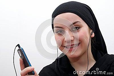 Modern islam woman