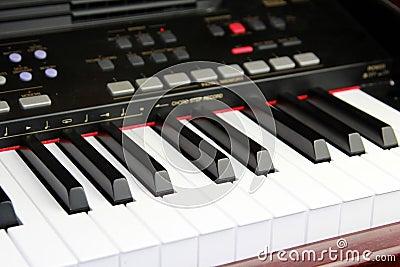 Modern Keyboard