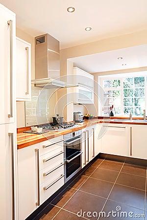 Free Modern Kitchen Royalty Free Stock Images - 23504499