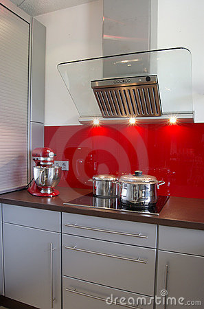 Free Modern Kitchen Royalty Free Stock Photography - 5225497