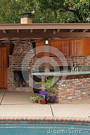 Free Modern Kitchen Stock Photography - 8402792