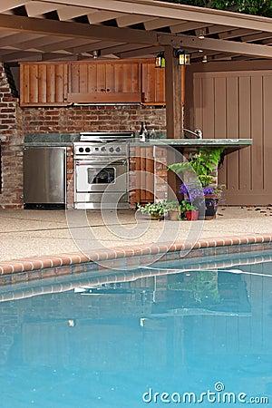 Free Modern Kitchen Royalty Free Stock Photos - 8402798