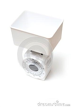 Modern kitchen scales