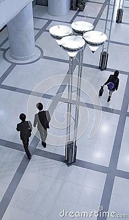 Modern korridor