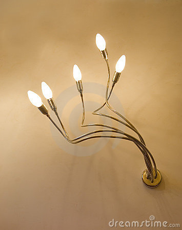 Modern Light Fitting
