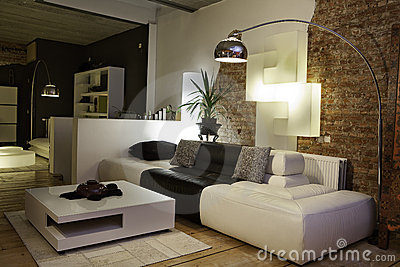 Modern living room sofa couch design interior