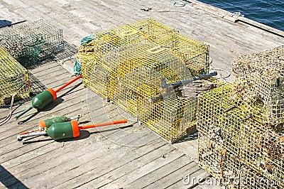 Modern Lobster Traps