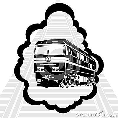Modern locomotive