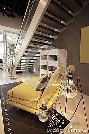 Free Modern Loft Stock Image - 11250141