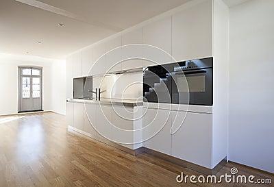 Modern loft duplex
