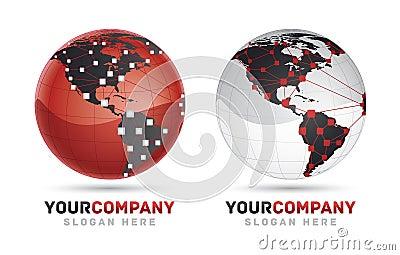 Modern logo design
