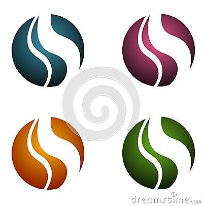 Modern logos s