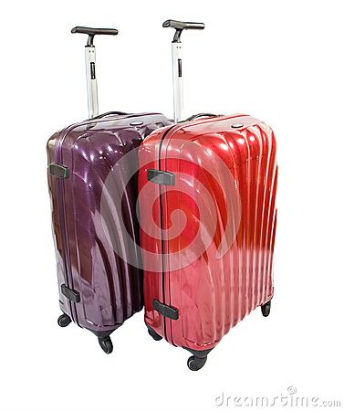 Modern Luggage Bags II