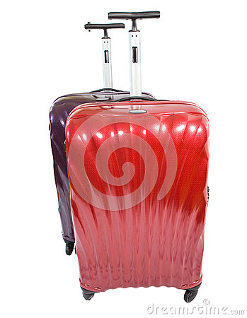 Modern Luggage Bags III