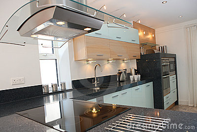 Modern Luxury Kitchen Interior