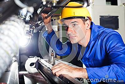 Modern machine operator
