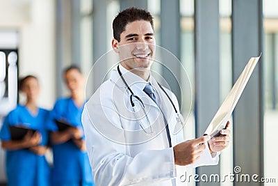 Modern medical doctor