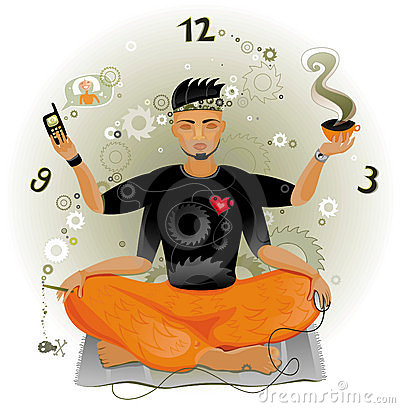 Modern Meditation.