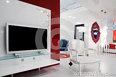 Modern meubilair stock foto afbeelding 10419610 - Meubilair tv industrie ...