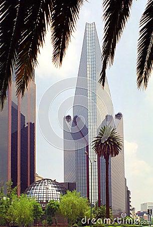Modern Mexico City
