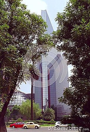 Modern Mexico City Architecture