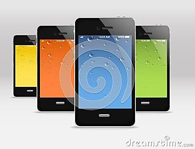Modern mobile gadgets