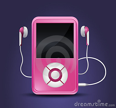 Modern mp3 player