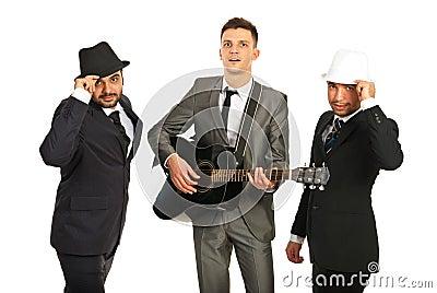 Modern musical band