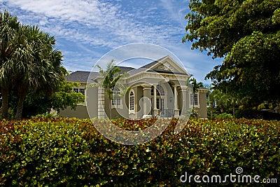 Modern Neo Classical House