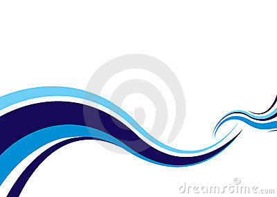 Modern ocean surf