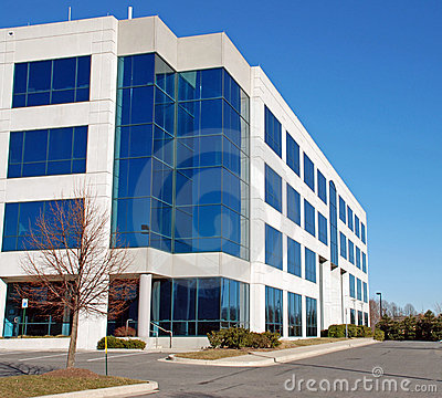Free Modern Office Building 11 Stock Photo - 13329960