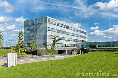 Modern office building Editorial Photography