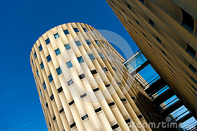 Modern office building Editorial Stock Photo