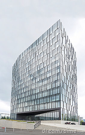 Free Modern Office Building For  Business Stock Photos - 40722273