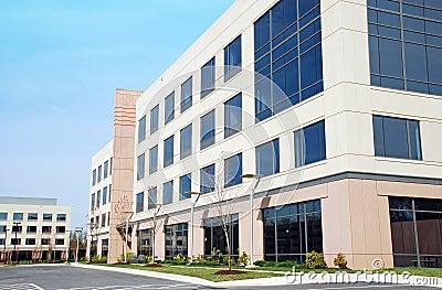 Modern Office Park