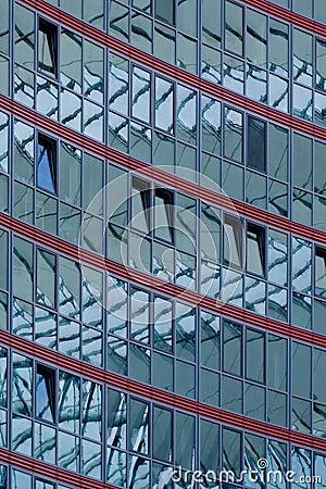 Modern Office Sony Center
