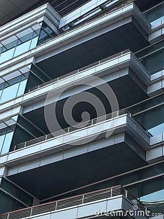 Modern Office Terrace