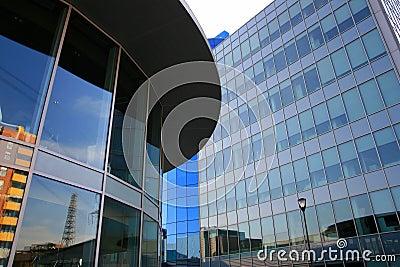 Modern offices quarter