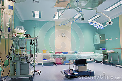 Modern Operating Room