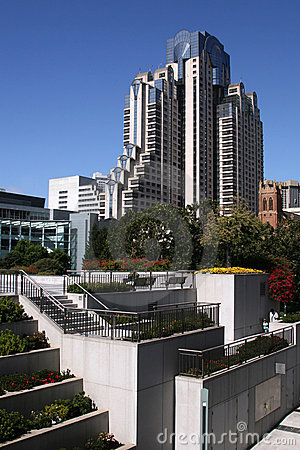 Modern Part of San Francisco