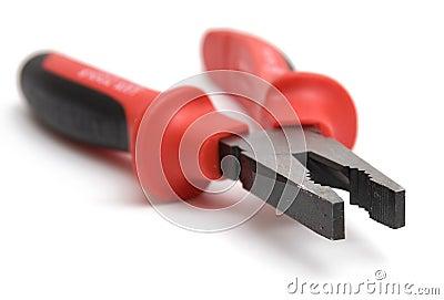 Modern pliers