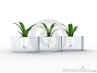 Modern Pot Stand