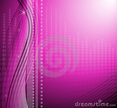 Modern Purple Background